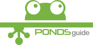 ponds guide logo